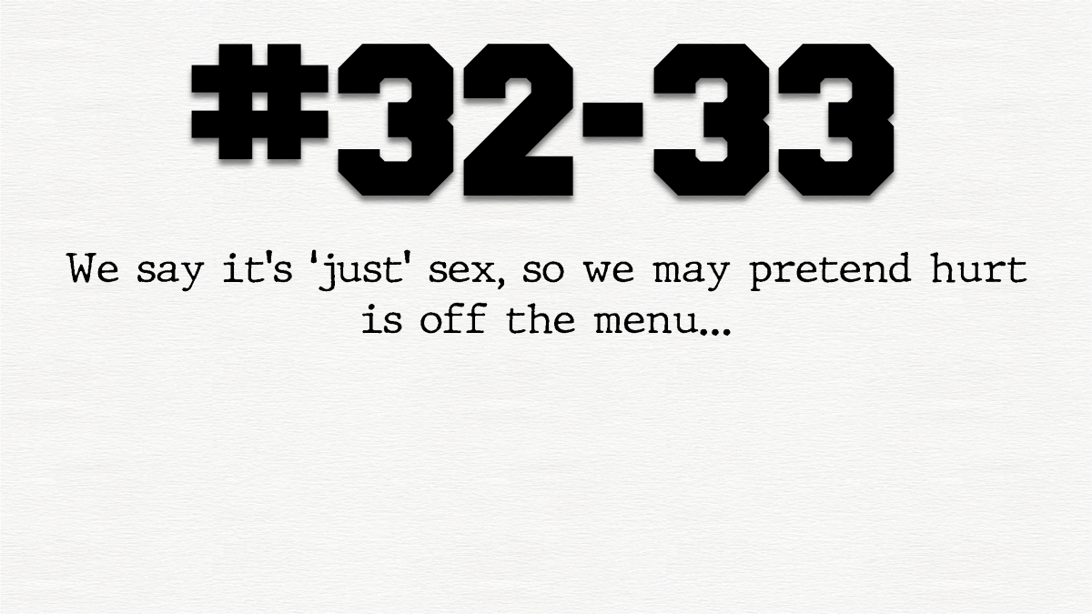 Guy #32 and #33 – Stroke thatego…