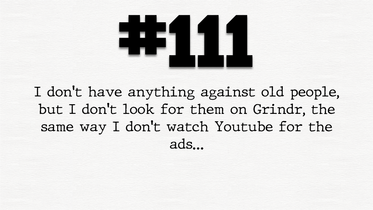 Guy #111 – DowntonShabby.